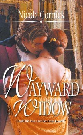 book cover of Wayward Widow