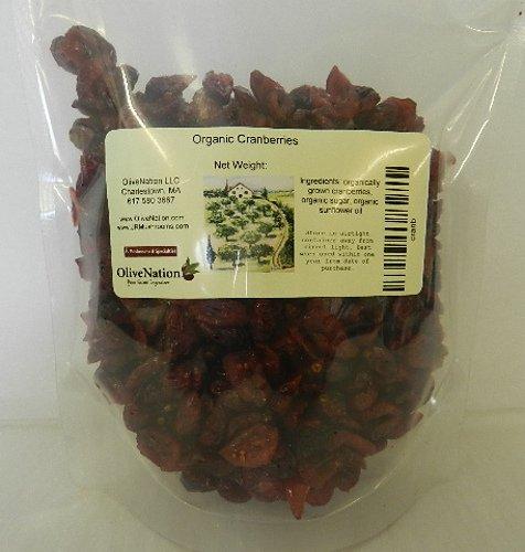Organic Cranberry Halves 32 oz by OliveNation