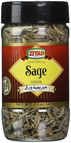 Ziyad Premium Sage Leaves, 1.5 Ounce