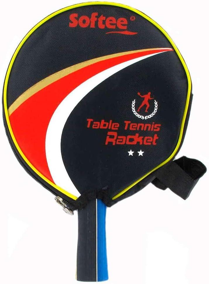 Softee Equipment Super Set Ping Pong P300 Negro