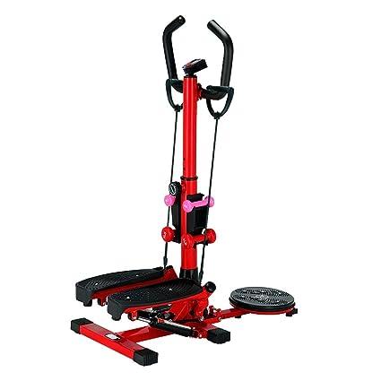 Elípticas Stepper hogar Mini Stepper multifunción Adelgazamiento pérdida de Peso máquina de la máquina del Pedal