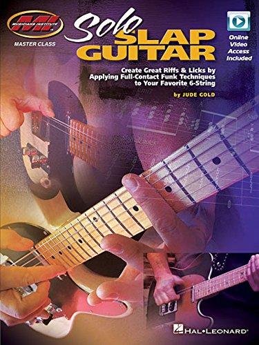Solo Slap Guitar: Master Class Series
