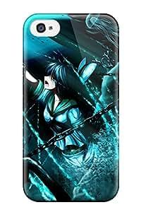 Hot touhou animal ears inubashiri Anime Pop Culture Hard Plastic iPhone 4/4s cases 7263867K951568450