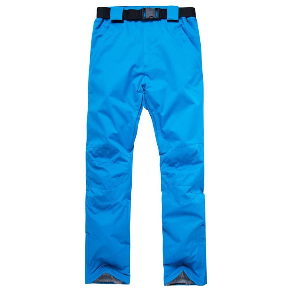 Waterproof Warm Skiing//Camping//Hiking//Snowboarding Nylon Snow Bib Pants Ski Wear Mens//Womens Ski//Snow Pants Windproof