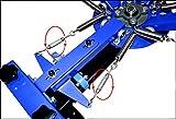 4 Color 4 Station Silk Screen Printing Machine