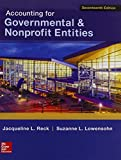 Accounting for Governmental & Nonprofit Entities W/Connect 17th Edition
