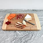 Extra Large Bamboo Cutting Board for Kitchen with Juice Groove - 17.5 x 13.5 x 0.75 inch 16 <p>BEST CUTTING BOARDS FOR KITCHEN & FOR YOUR KNIVES! ❤️Jumbo oversize design bread cutting bosrd cutlery cuttig cutting bords cuttimg curting cuttinf cutting bored mothers day kitchen cuting cutting boad cuttting cutting broad cuttong personalized baboo cutting bpard non slip woodcutting bambo cutting citting cuttibg cutting boarf mothers day cutting briskit cutting cutting valentines day cuttingg cuttng wood cuting wood cutring wood cuttig cutting boads cuttong cuttung wooden cuttin wooden cutting boatd bamboo cuting bamboo cuttimg bamboo cutting bosrd briskit cutting catting chopping light weight chopping one hand cutitng cuttibg cuttign anti slip cutting latge cutting woode cutting xl xxlarge light weight dont slip cutting obard cuttinng cuttung set woden cutting wood cutting biard wooden cuting woodwn cutting cutting baord cutting borad most popular items on amazon todays deals lightning deals cutring toaster ovens best rated cool stuff for women tabla para picar cocina accesorios nsf cutting boatd cutting boar cutting boars heavy duty choice cuttingboard oversized gadget small cuttingboards gadgets xl smart grooved jumbo rv handle inch well usa men green 2018 in inches chicken feet raw oven stuff most ovens utensil legs basics oversize toaster medium free Brisket valentines cuttong cooking platter holder end xxl beech bord dad silent stovetop camper parents voard wood wooden wedding registry by brides name charcuterie butcher block wood cutting kitchen essentials cutting oil noodle huge giant chef carving with juice grooves turkey carving platter turkey carving spikes turkey shaped cutting charturie charqueterie tabla para quesos charcuterie plates outdoor fresh nsf entertaining serving dishes soft 18x13 18 x 13 grilling easy to clean cutting board microbial certified single hand made handmade best heavy duty king camping dad man men vegan bacteria anti mold comercial commercial network handcrafted hand crafted ridged sale seal one piece anti slip LOVE OUR CUTTING BOARDS FOR KITCHEN or YOUR MONEY BACK, Guaranteed! We stand behind our bamboo cutting board 100% If anything is wrong with your heavy duty cutting board Contact Us directly and give us a chance to make it right! 100% SAFE FOR FAMILY! Eco friendly bamboo cutting board with natural antimicrobial properties and already coated with food grade mineral oil. Renewable, formaldehyde-free, BPA free and no chemicals used during production makes this a perfect choice for your family and the environment. Do Not Place In Dishwasher! KNIFE FRIENDLY! Cutting board won't dull your expensive knife set when you carve turkey, chop vegetables, prep steak meat, roast beef, cooking bbq brisket, slice cheese, cut pizza, fish or other cool food meal stuff. Top choice for cutlery utensil as compared to other noodle, teak, hard plastic or thick hardwood end grain cutting block. DEEP JUICE GROOVE! This rectangle turkey carving platter holds up to 2 oz. of liquid keeps juices from spilling all over your kitchenware counter. The oversized bambu drip well catcher is great to cut turkey, chopping juicy veggies or fruit. HAPPY COOKS ranging from home cooks to professional chefs at restaurants, commercial kitchens, caterers and bakeries. Comes in a gift worthy package for mom, perfect for any occasion like Valentines's Day, Thanksgiving, Bridal Shower, Housewarming, Birthday, House Warming Presents search Wedding Registry Ideas by Brides Name.</p>