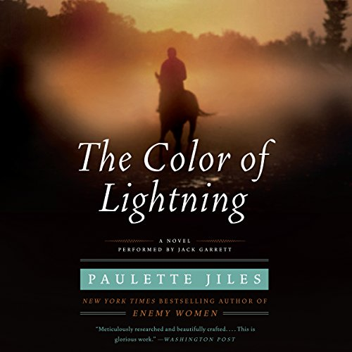 Bargain Audio Book - The Color of Lightning