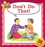 Don't Do That!, Janine Amos, 0836836057