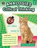 Analogies for Critical Thinking Grd 3