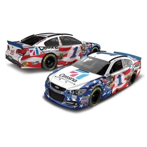 NASCAR 2013 Jamie Mcmurray #1 Cessna NASCAR An American Salute 1/24 Diecast Action Racing Collectables