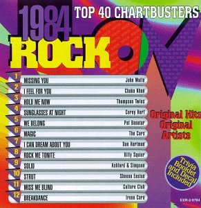 Rock on 1984 - Outlet Rock New