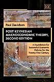 Post Keynesian Macroeconomic Theory, Paul Davidson, 1849809801
