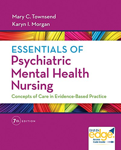 Essentials of Psychiatric Mental Health Nursing: Concepts of Care in Evidence-Based Practice cover