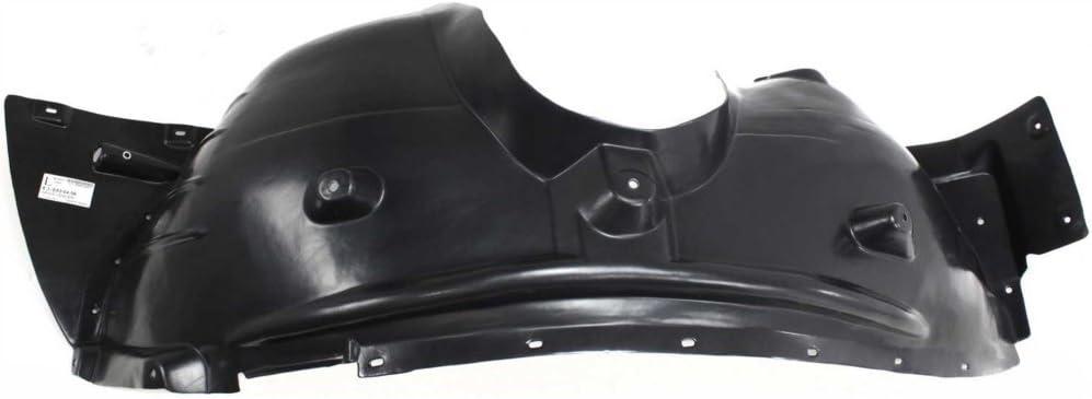 Splash Shield Front Left Side Fender Liner Plastic for BMW X3 04-06