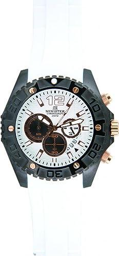 Minister Inmersion-8722 Reloj hombre de pulsera Inmersion-: Amazon.es: Relojes