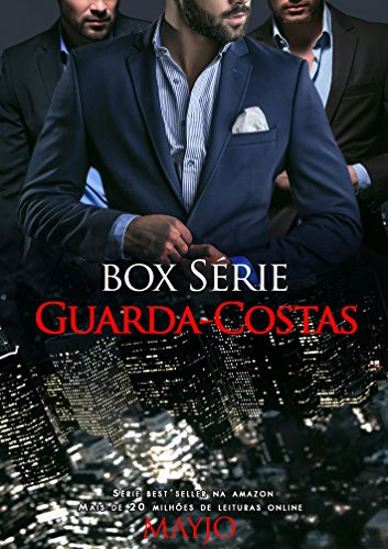 SÉRIE GUARDA-COSTAS: ALEXANDER - BRUNO - CARL