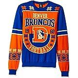 FOCO NFL Cotton Retro Sweater