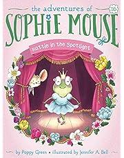 Hattie in the Spotlight (Volume 16)