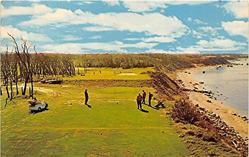 Golfers' Paradise, Island's End Golf & Country Club, Inc Greenport, Long Island, New York, NY, USA Old Vintage Golf Postcard Post Card