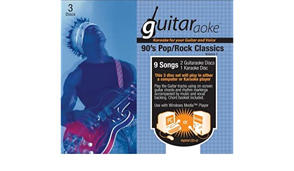 Various Artists - Guitaraoke Karaoke for your guitar ASKG-504 Vol 4 ...