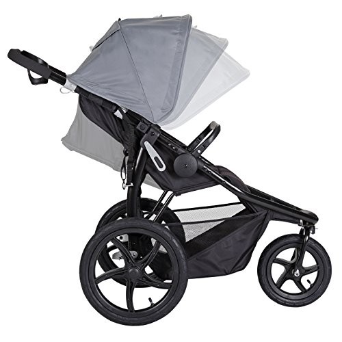 Baby Trend Stealth Jogging Stroller, Alloy by Baby Trend (Image #1)