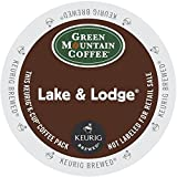 Green Mountain Coffee Lake & Lodge, K-Cup Portion Pack for Keurig Brewers 24-Count