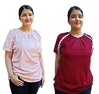 Blossom Breeze Post Surgery Wear | Womens T-Shirt