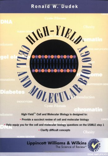 High-Yield Cell and Molecular Biology (3rd 2012) [Dudek]