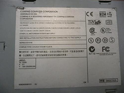 418043001 512MB Compaq 418043-001 DL320 G5 C 352 3.2Ghz SATA