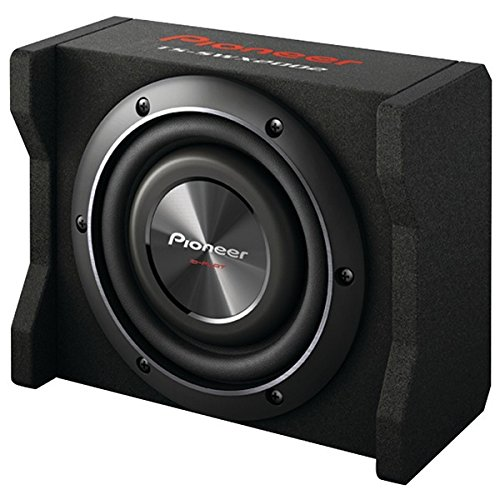 "Pioneer TS-SWX2002 8"" Shallow-Mount Pre-Loaded Enclosure"