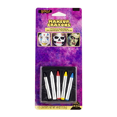 Makeup Crayons Halloween Cosplay 4 Color Pack