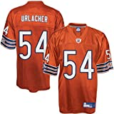 Chicago Bears Brian Urlacher Reebok Replica Alternate Jersey - Large