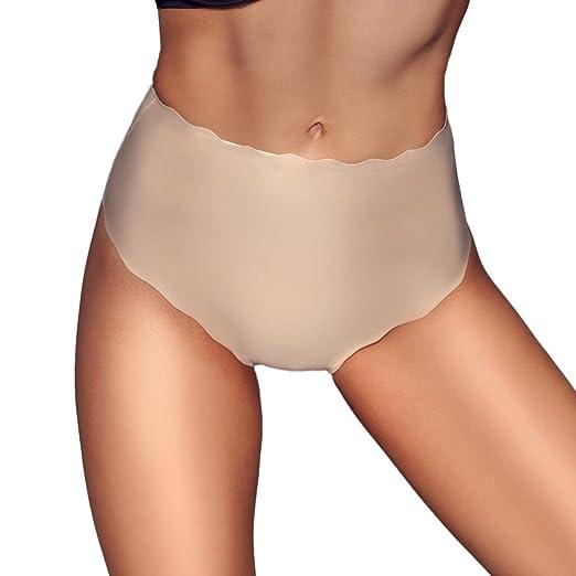 31db86f866 Mitex Laser Cut L02 Classic Briefs Shapewear Plus Size EU at Amazon Women s  Clothing store