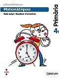 img - for Constru m, Supercompetents en... matem tiques, 4 Educaci  Prim ria. Quadern book / textbook / text book