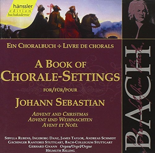 Book of Chorale...