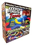 Magic Tracks The Amazing Racetrack That Can Bend, Flex & Glow! As Seen On TV