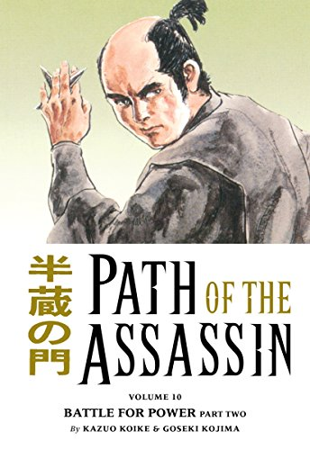 Amazon Path Of The Assassin Volume 10 Battle For Power Part