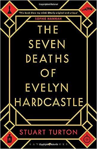 Image result for the seven deaths of evelyn hardcastle