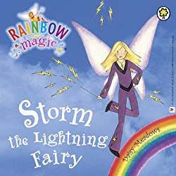 Rainbow Magic - The Weather Fairies: Storm the Lightning Fairy