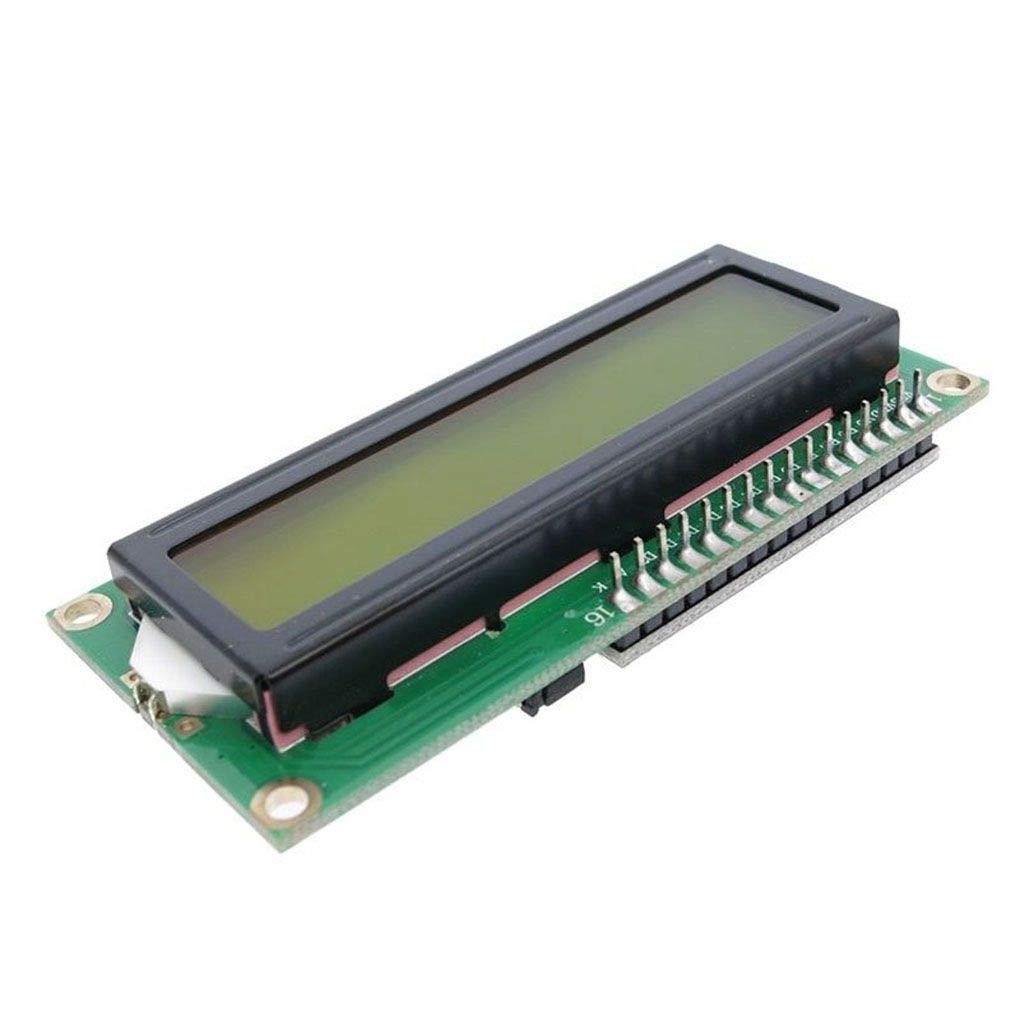 Digital LCD Display IIC I2C TWI SPI Serial Interface 1602 16x2 Character LCD Backlight Module Board 5V Topker