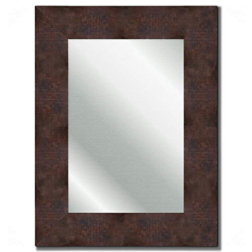 Hitchcock Butterfield Reflections sand Storm Copper Wall Mirror, 38