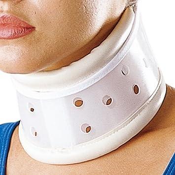 LP 905 - Collarín cervical ortopédico con estructura estabilizadora rígida (talla L)