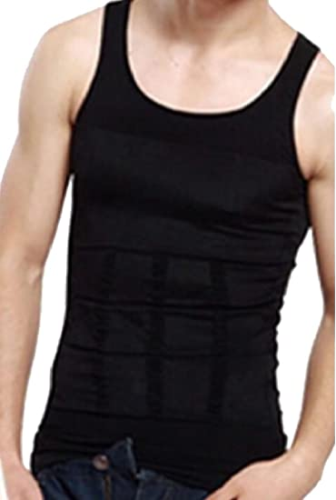 1b0841e768880 Gocgt Mens Tank Top Sleeveless T-Shirts Muscle Cotton Shirt Classic Tee at  Amazon Men s Clothing store