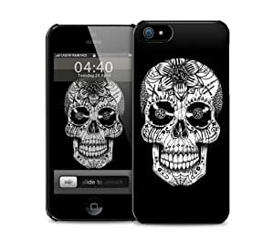 Candy Skull iPhone 5 / 5S protective case by lolosakes