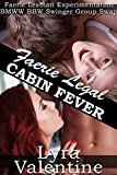 Book cover image for Cabin Fever: Multiple Partner First Time Lesbian Experience Wife Sharing Group Swinger Paranormal Erotica (Faerie Legal Book 1)