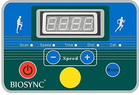 Biosync - Cinta de correr plegable (modo de parada automática de ...