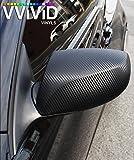 VViViD XPO Black Carbon Fiber 5ft x 1ft Car Wrap