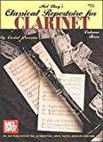 Classical Repertoire for Clarinet, Costel Puscoiu, 0786626577