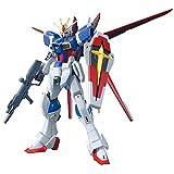HGCE 198 Mobile Suit Gundam SEED DESTINY Force Impulse Gundam 1/144 scale color-coded pre-plastic model